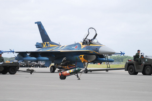 2007年三沢基地航空祭 F-2