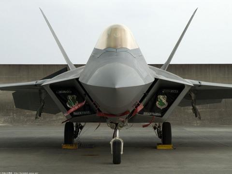 F-22 ラプター UXGA壁紙