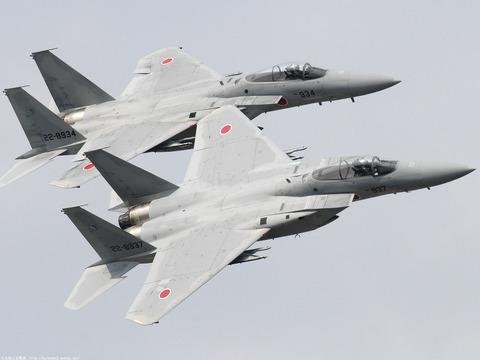 F-15J壁紙 UXGAサイズ