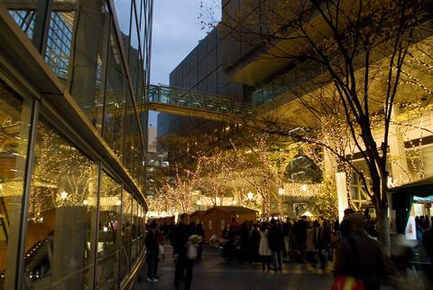 東京国際フォーラム ストラスブールのマルシェ・ド・ノエル2009