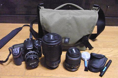 カメラバッグ クランプラー 5ミリオンダラー・ホーム 使用レビュー