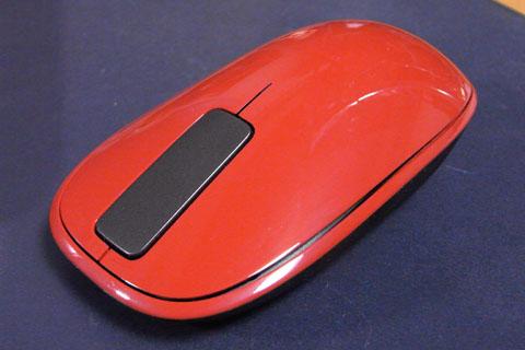 マイクロソフト エクスプローラー タッチ マウス Microsoft Explorer Touch mouse