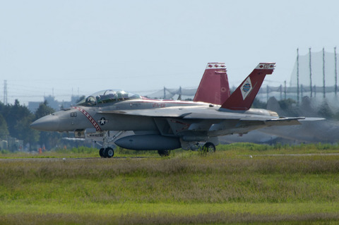 VFA-102 Diamondbacks F/A-18F #100