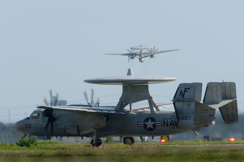 VAW-115 Liberty Bells E-2C