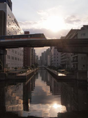 浜松町付近でお散歩写真