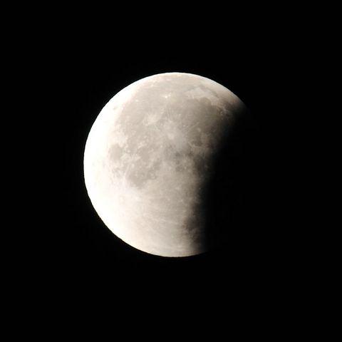 2011年 皆既月食