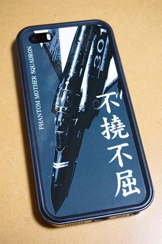 第301飛行隊仕様 iPhone 5/5s 背面ステッカー