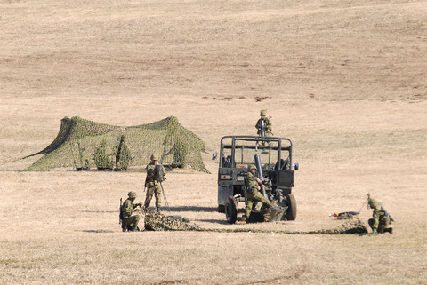 2009年 第1空挺団初降下訓練 その3