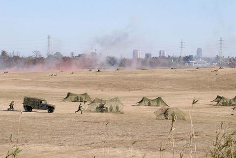 2009年 第1空挺団初降下訓練 その4