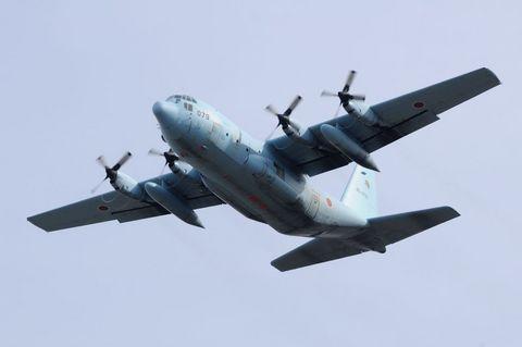 2011年 岐阜基地航空祭 C-130H