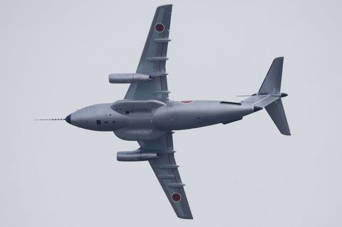 2011年 岐阜基地航空祭 C-1 FTB