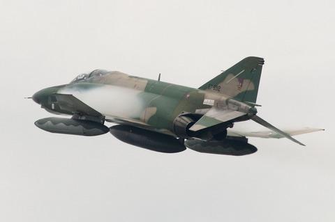 2012年 静浜基地航空祭 RF-4E・RF-4EJ機動飛行